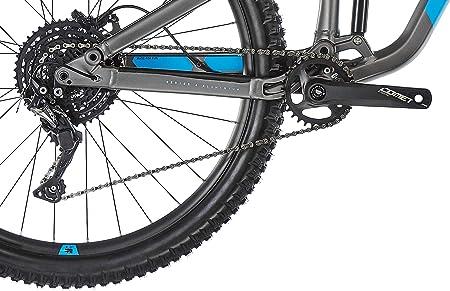 Marin Alpine Trail 7 - Bicicleta de montaña con Cuadro Alto, Color ...