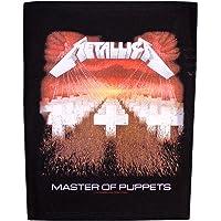 Parche para la espalda de Metalica Master of Puppets