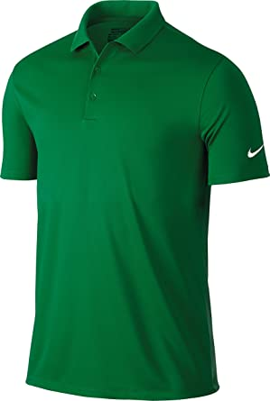 El polo de golf Nike Victory Hombres Solid - 12 Colores / S ...