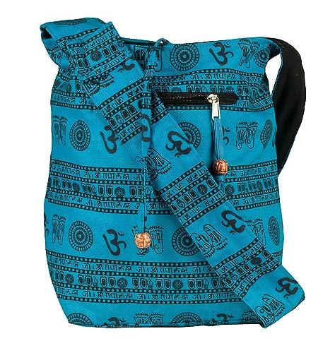 af7c09903430 Amazon.com  Blue Patchwork Handmade Crossbody Large Hobo Shoulder Bag  Hippie Boho Fashion Everyday Unique  Shoes