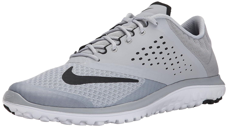nike uomini fs lite 2 scarpa da corsa b00qfm88re 8 d (m) uswolf grey
