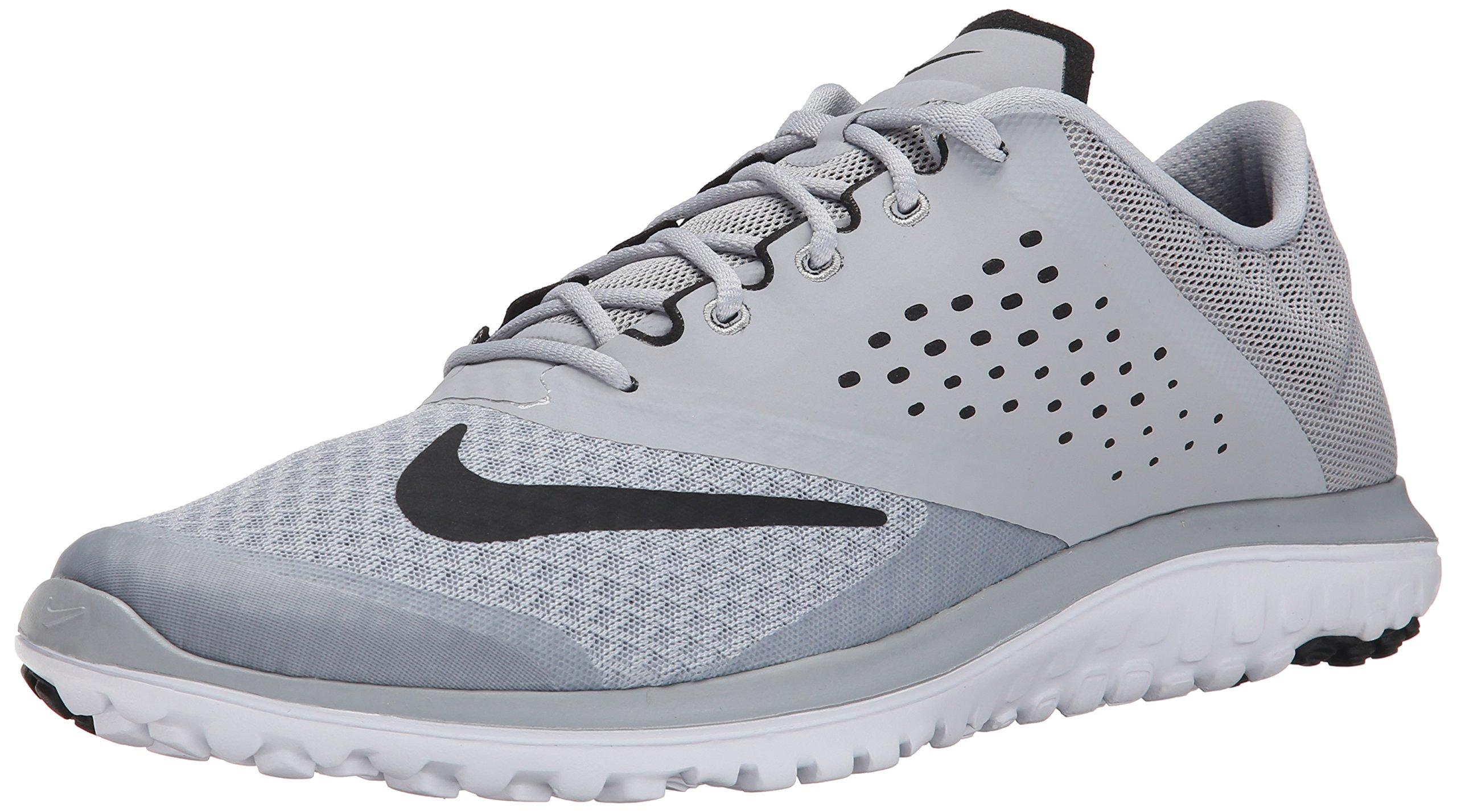 top design 34901 89cc7 Galleon - Nike Men's FS Lite Run 2 Shoe, Wolf Grey/Black ...