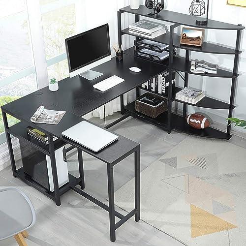 Sedeta Corner Computer Desk
