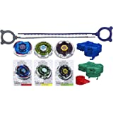 Beyblade Metal Fury Performance Top System Legendary Bladers Set(Discontinued by manufacturer)