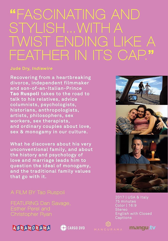 Amazon.com: Monogamish: Dan Savage, Esther Perel, Christopher Ryan, Tao  Ruspoli: Movies & TV