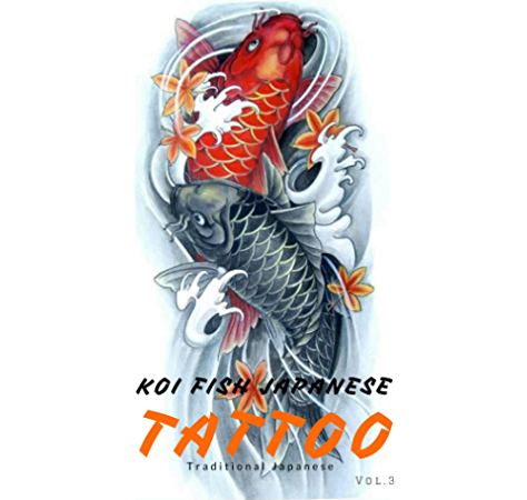 Koi Fish Tattoo Samurai Tattoo Designs Art Photos Japanese Tattoo Gallery Book 3 Kindle Edition By Japanese Art Arts Photography Kindle Ebooks Amazon Com