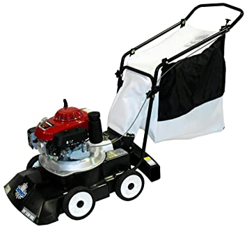 Patriot Products CBV 2455H 24 Inch Honda Gas Powered Walk Behind 3 In