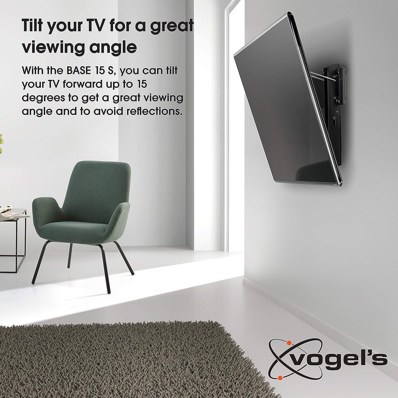 Vogels Base 15 S - Soporte de Pared Inclinable para TV 19: Amazon.es: Electrónica