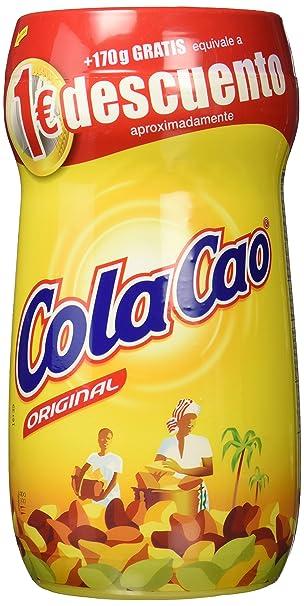 ColaCao - Original - Cacao Soluble - 800 g + 170g - [Pack de 2