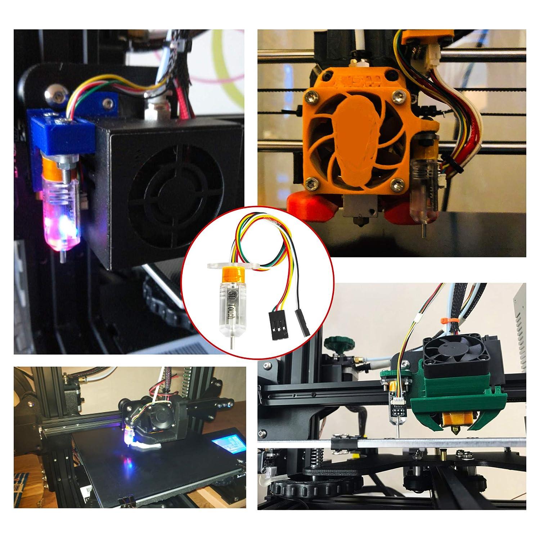 KOOKYE 3D Touch Auto Leveling Sensor Auto Bed Leveling Sensor Touch Smart Sensor For 3D Printers Improve Printing Precision