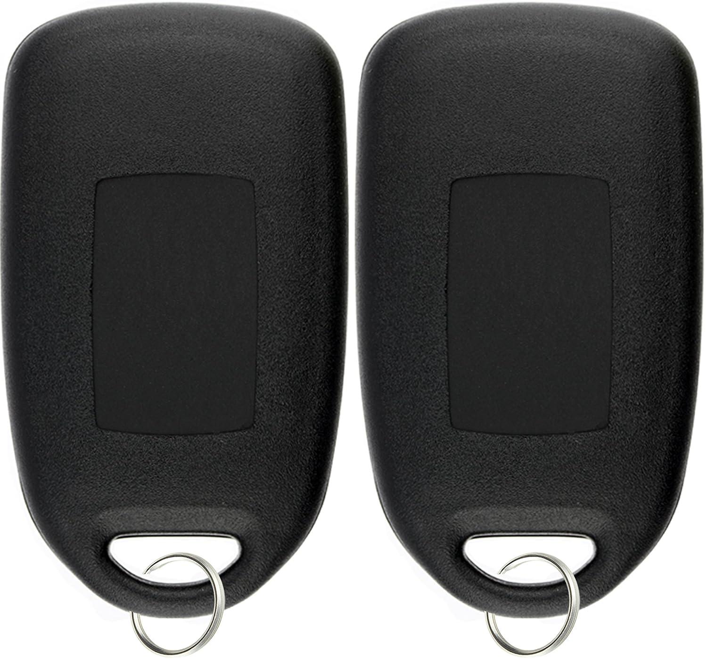 Pack of 2 KeylessOption Keyless Entry Remote Control Car Key Fob Clicker Transmitter for Mazda 3 KPU41777