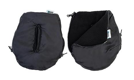 AltaBebe AL2801-03 - Mango térmico para carrito de bebé, color negro