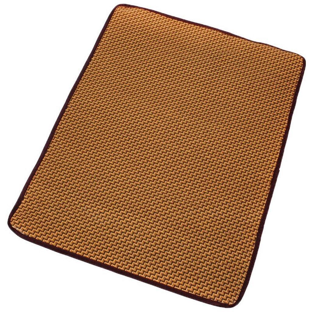 Xl Rattan Mat Pet Dog Mat Mat, Summer Cooling Ice Pad Pet Cooling Cooling Pad (Size   XL)