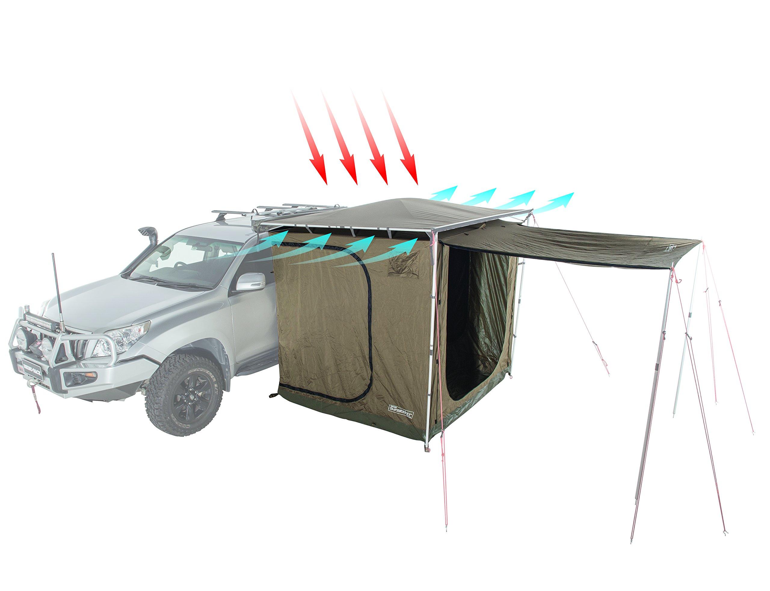 Rhino-Rack Sunseeker Base Tent, 2.5m