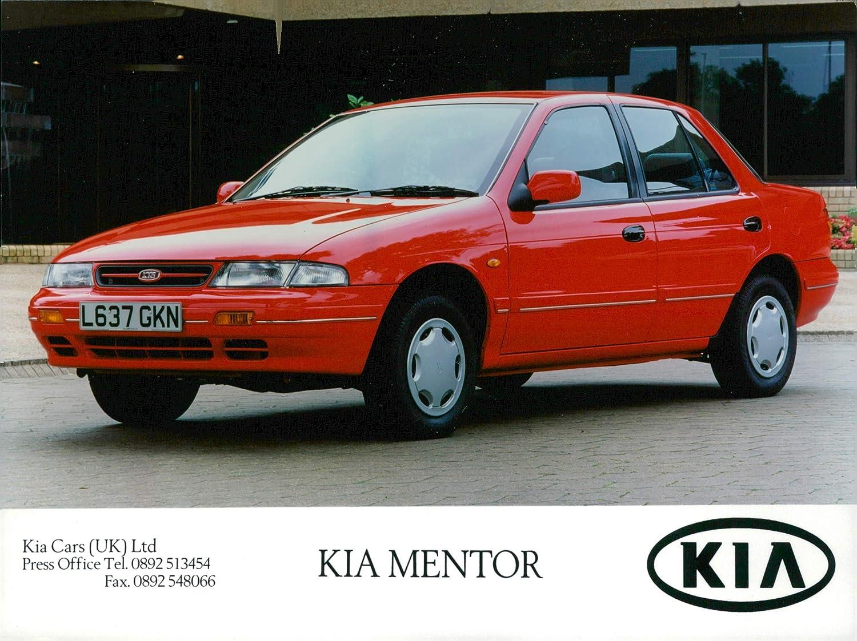 Kia Of Mentor >> Amazon Com Vintage Photo Of Motor Car Kia Mentor