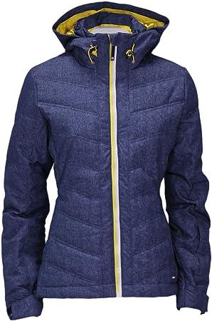 Fila Dorina - Chaqueta de esquí para mujer, color azul, invierno, mujer,