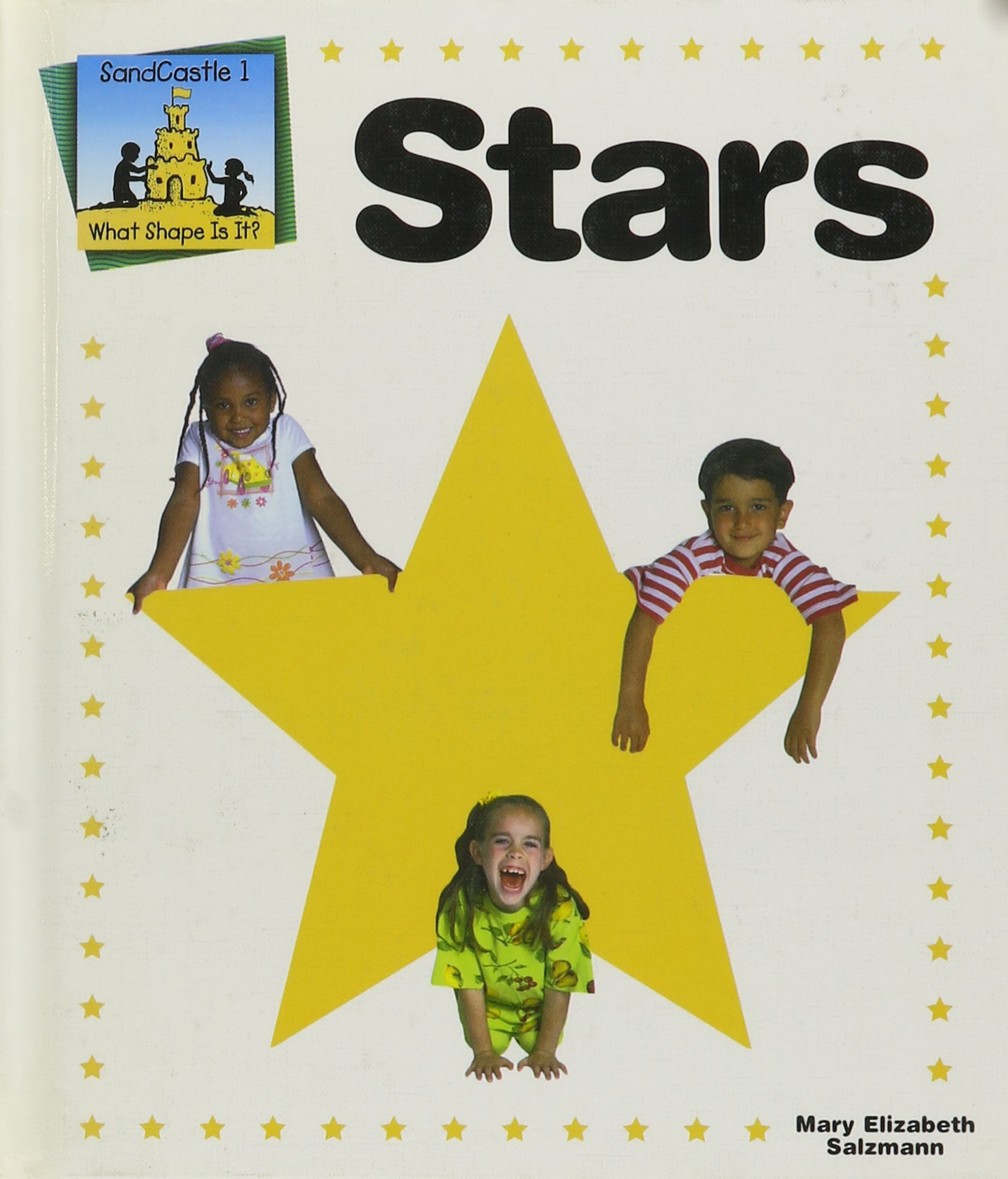 Read Online Stars (What Shape Is It?) PDF