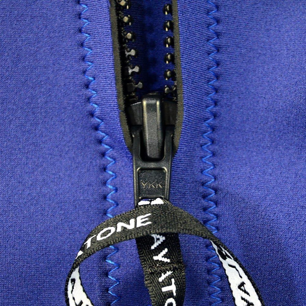 LayaTone Traje de Neopreno para Ni/ños Ni/ña Traje de Buceo 2mm Surf Protector UV Neoprene Kayak Neopreno para Ni/ños Ni/ña Traje de Neopreno Infantil Wetsuit