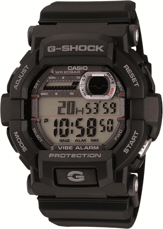 Casio G-SHOCK VIBRATOR Digital Men s Watch GD-350-1JF Japan Import
