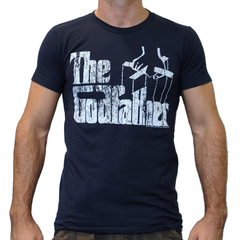 American Classics Men's Godfather Distressed Logo T-Shirt GF522