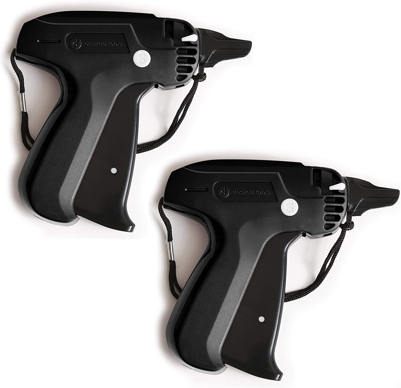 Juego de 2 pistolas etiquetadoras con 1000 sujetadore (DM25)