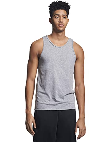 e57901770a05f Russell Athletic Men's Essential Cotton Tank Top