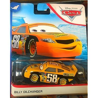 Disney Pixar Cars Billy Oilchanger: Toys & Games