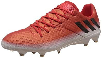 new concept 78e25 eb96b adidas Men s Messi 16.1 Fg for Soccer Training Shoes, Red (Rosso Rojo Negbas