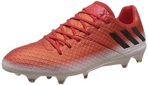 info for 4e3ef 13d48 adidas Messi 16.1 FG, Scarpe da Calcio Uomo, Rosso (Red Core Black