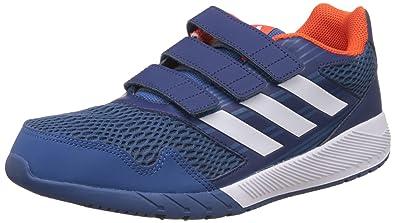 adidas Unisex-Kinder AltaRun CF K Gymnastikschuhe, Blau (Azubas/Ftwbla/Azumis Azubas/Ftwbla/Azumis), 28 EU