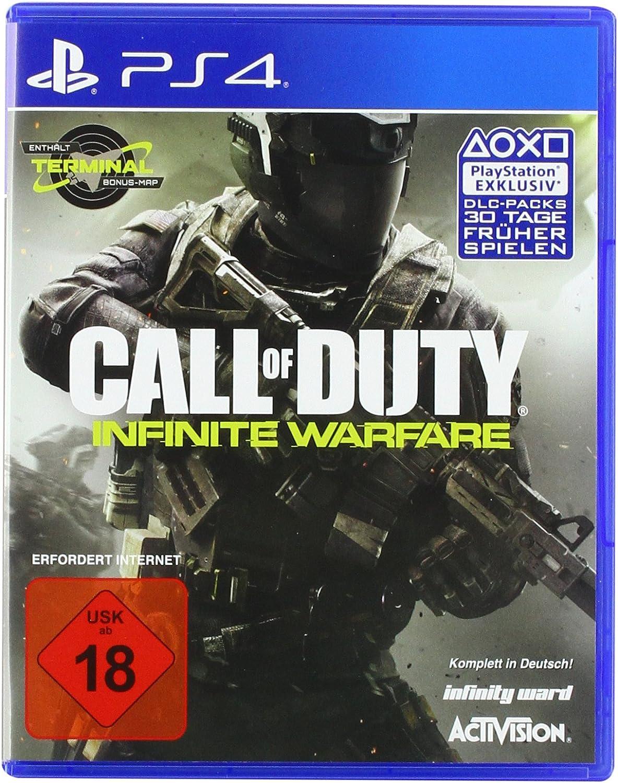 Call Of Duty: Infinite Warfare [Importación alemana]: Amazon.es ...