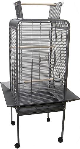 YML EF22 1 2 Bar Spacing Play Top Parrot Bird Cage