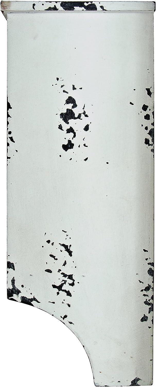 Metal Haku M/öbel c/ómoda 39 x 36 x 77 cm Vintage