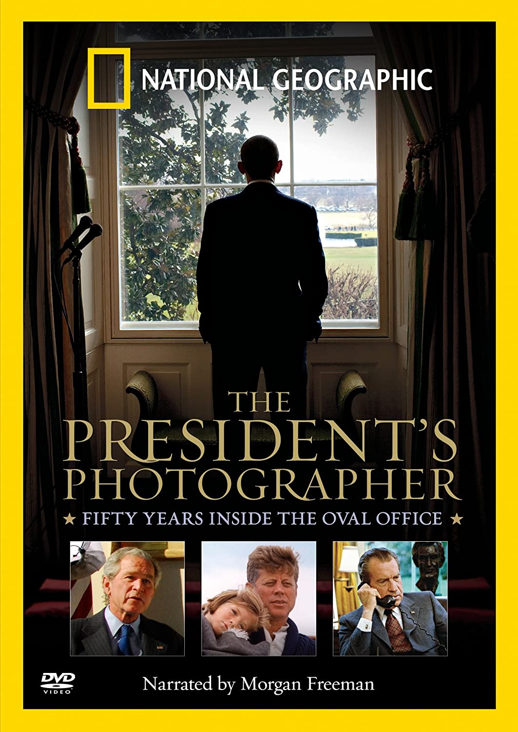 amazoncom the presidents photographer 50 years inside the oval office morgan freeman movies tv amazoncom white house oval office