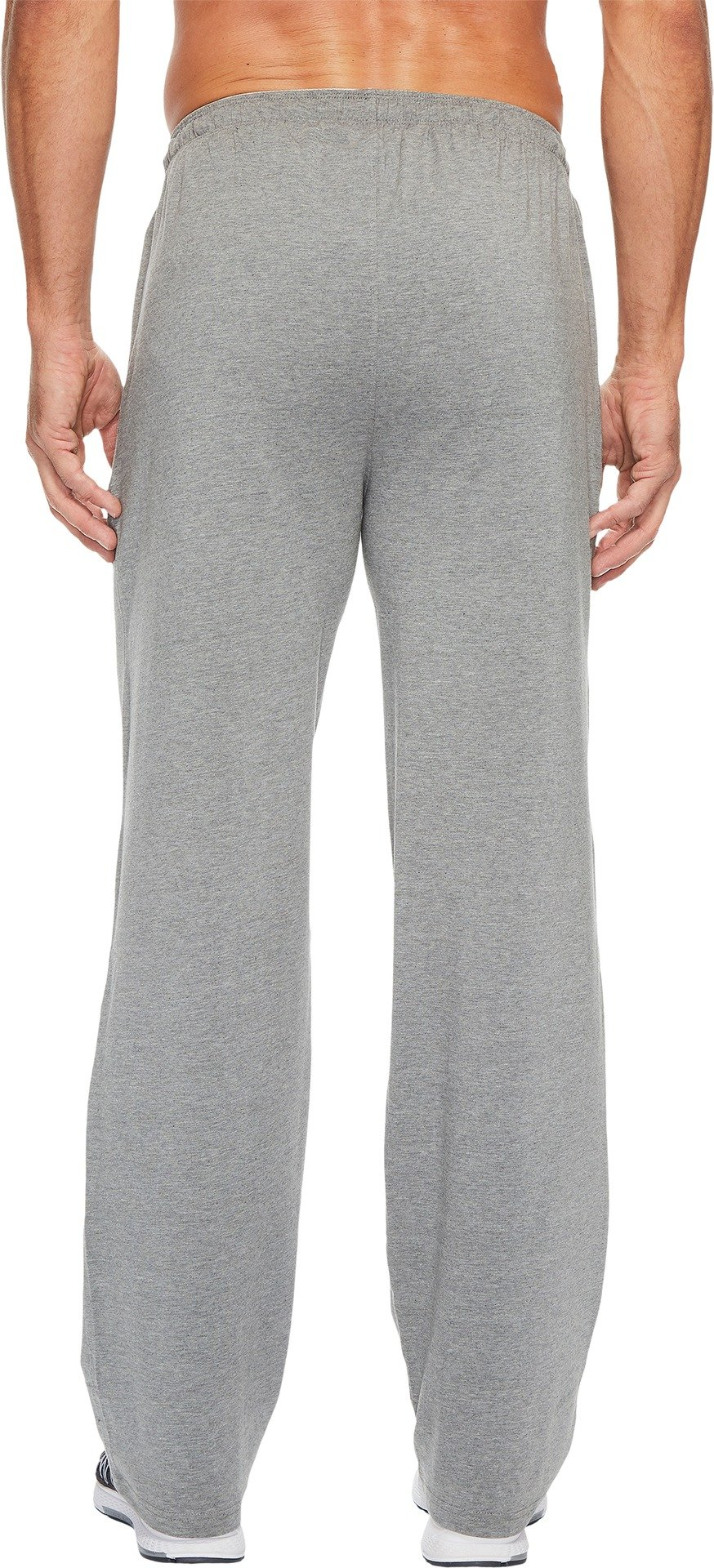 tasc performance men's vital training pants, heather gray, small