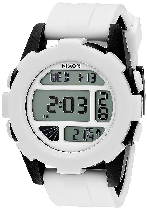 Amazon.com: Nixon De los hombres A197SW2243 – 00 Digital ...