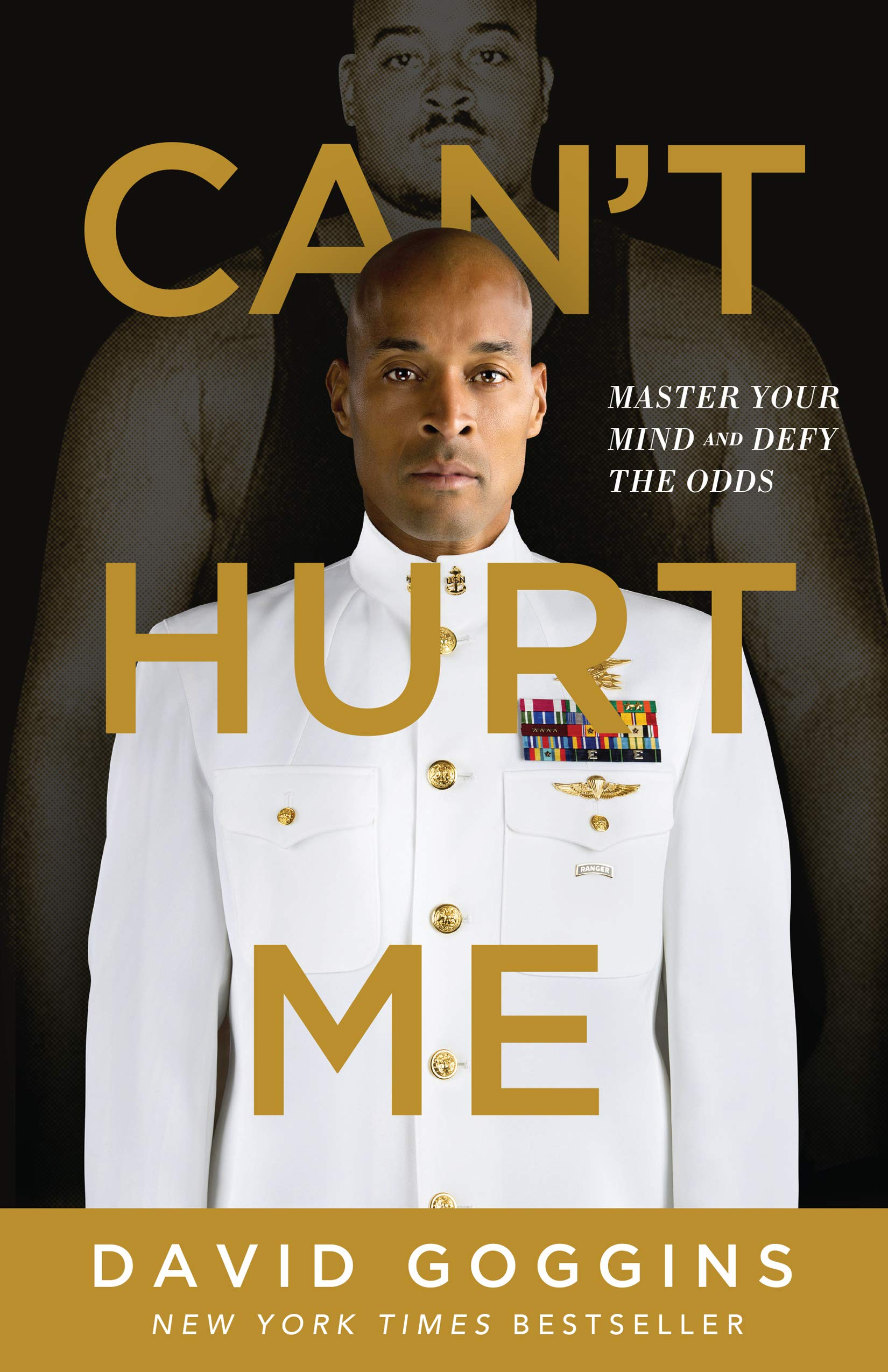 Buy Can't Hurt Me: Master Your Mind and Defy the Odds Book Online at Low  Prices in India | Can't Hurt Me: Master Your Mind and Defy the Odds Reviews  & Ratings -