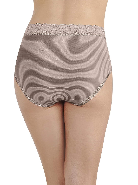 Vanity Fair Womens Flattering Lace Brief Panty 13281