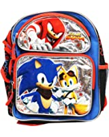 Small Backpack - Sonic the Hedgehog - Sonic Boom School Bag New 115146