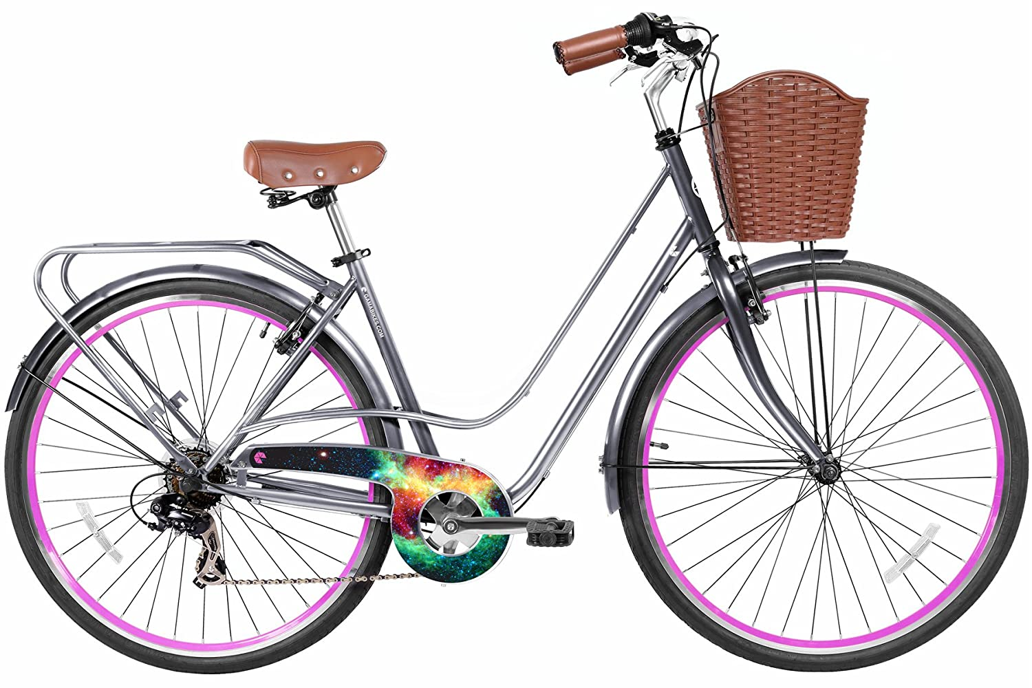 best hybrid bikes with baskets
