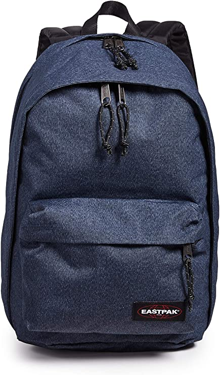 Eastpak Back To Work Sac à dos , 43 cm, 27 L, Bleu (Double Denim)
