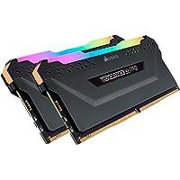 Corsair Vengeance RGB Pro Kit de Mejora de luz, Negro