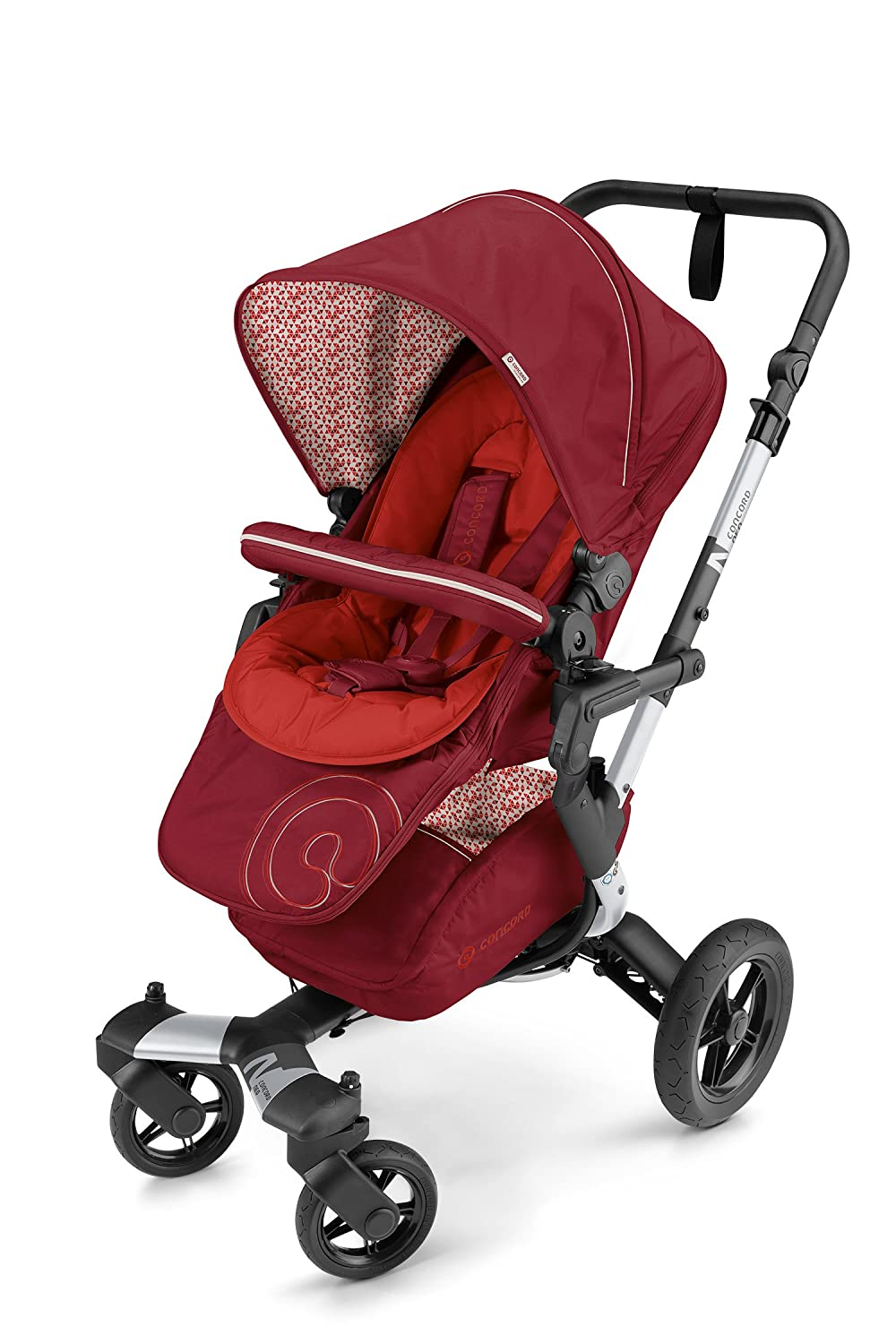 Concord Buggy Neo Tomato Red Kollektion 2016