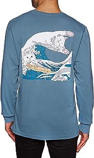 Rip N Dip Great Wave Long Sleeve T-Shirt