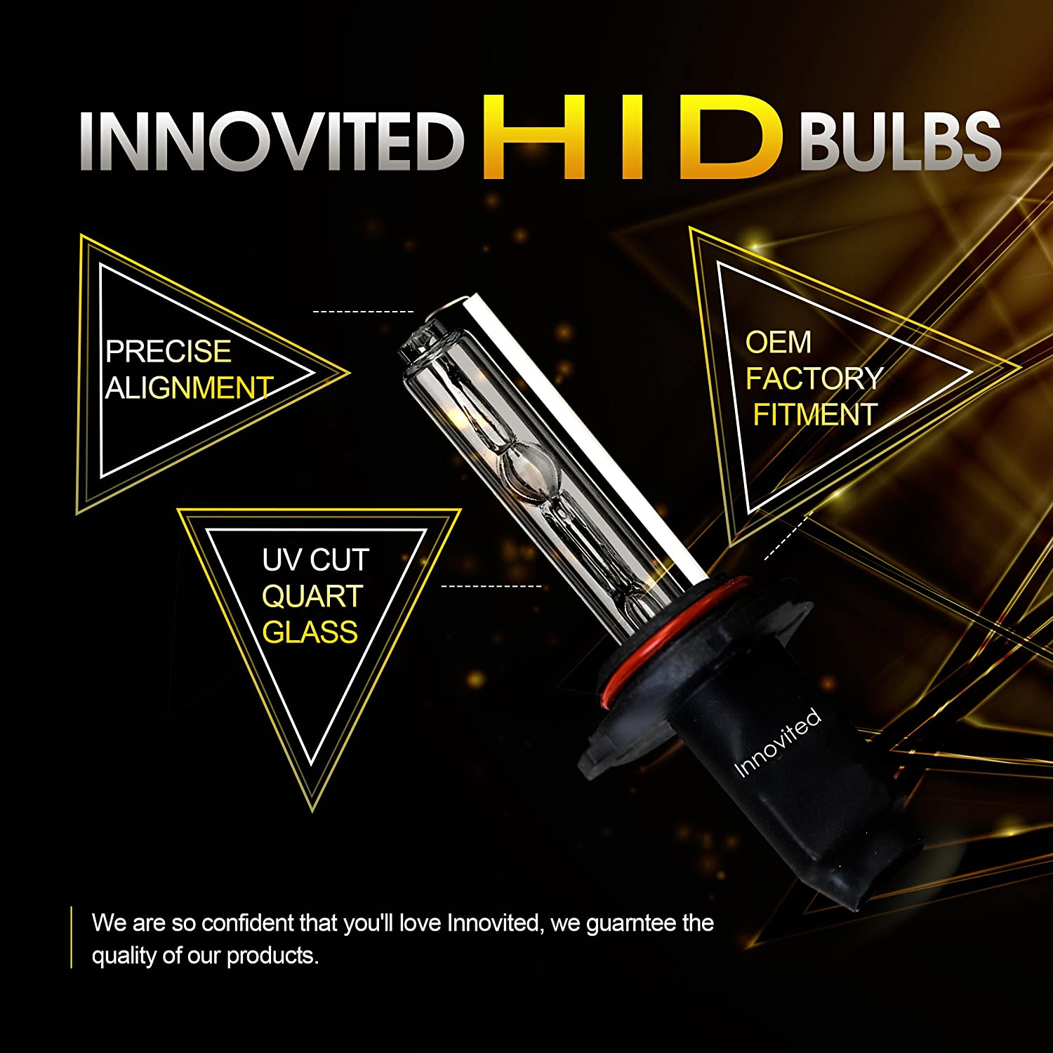Amazon innovited hid replacement bulb bulbs all sizes and amazon innovited hid replacement bulb bulbs all sizes and colors h1 6000k automotive nvjuhfo Image collections