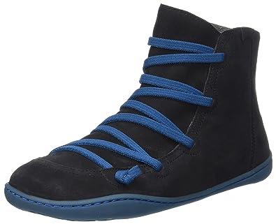 c7eaa28165d919 CAMPER Peu 46104-090 Stiefeletten Damen  Amazon.de  Schuhe   Handtaschen