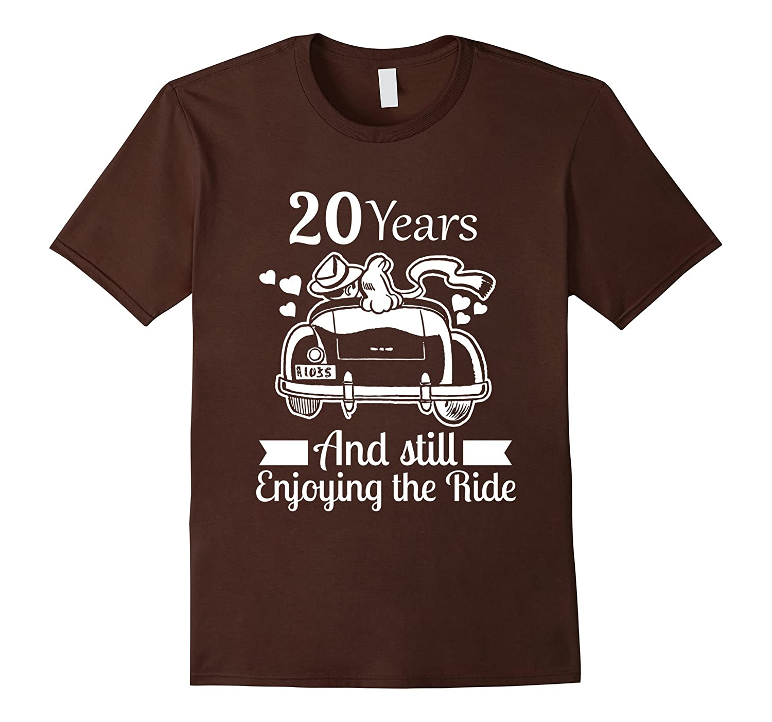 20th Wedding Anniversary Relationship Gifts Men Women Shirt Th Teehelen