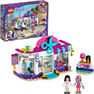 LEGO Friends Heartlake City Play Hair Salon Fun Toy 41391 Building Kit, Featuring Friends Character Emma, New 2020 (235 Piece