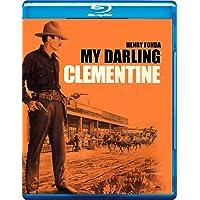 My Darling Clementine Blu Ray