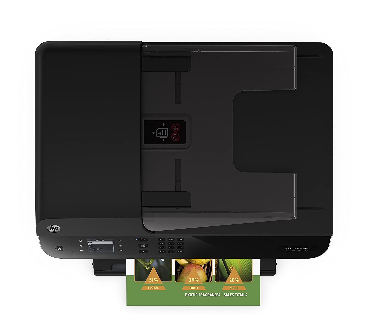 Amazon Com Hp Officejet 4635 E All In One Printer Hp Instant Ink